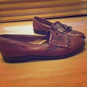 Belmondo Italian Leather Loafers